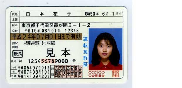 出典:警察庁 運転免許関係諸手続
