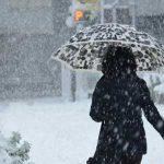 はじめての雪道、突然の雪道、何を持っていれば安心か